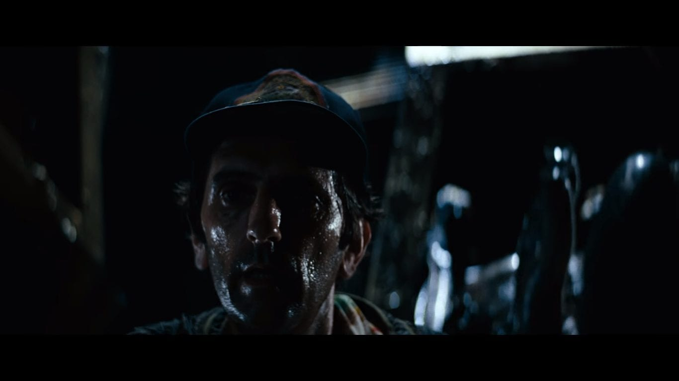 Harry Dean Stanton in Alien