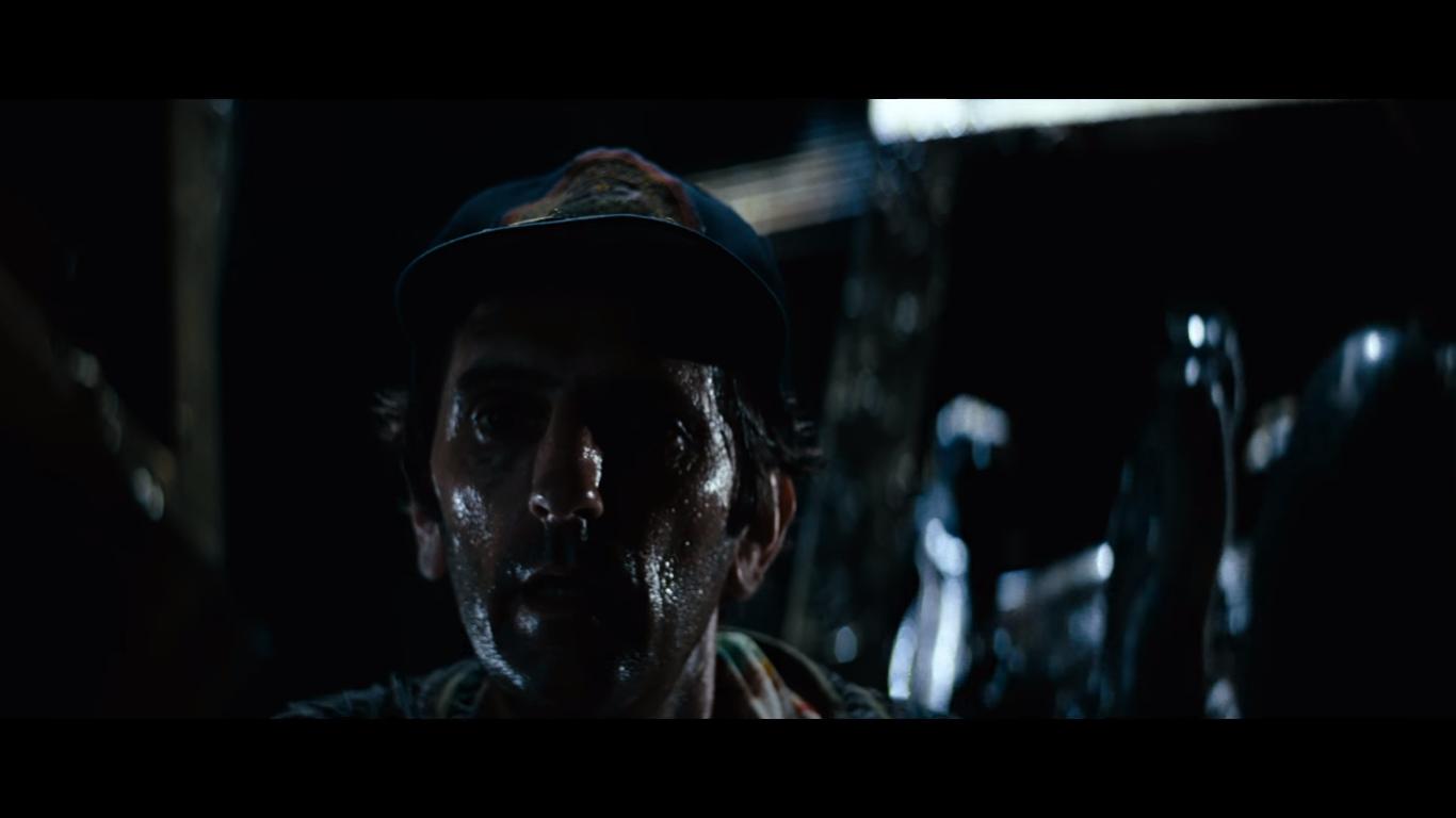Harry Dean Stanton in Alien