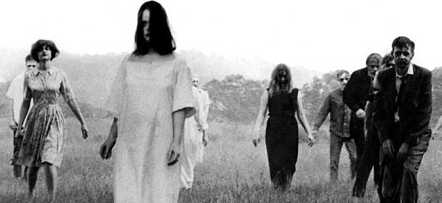 Night of the living dead still