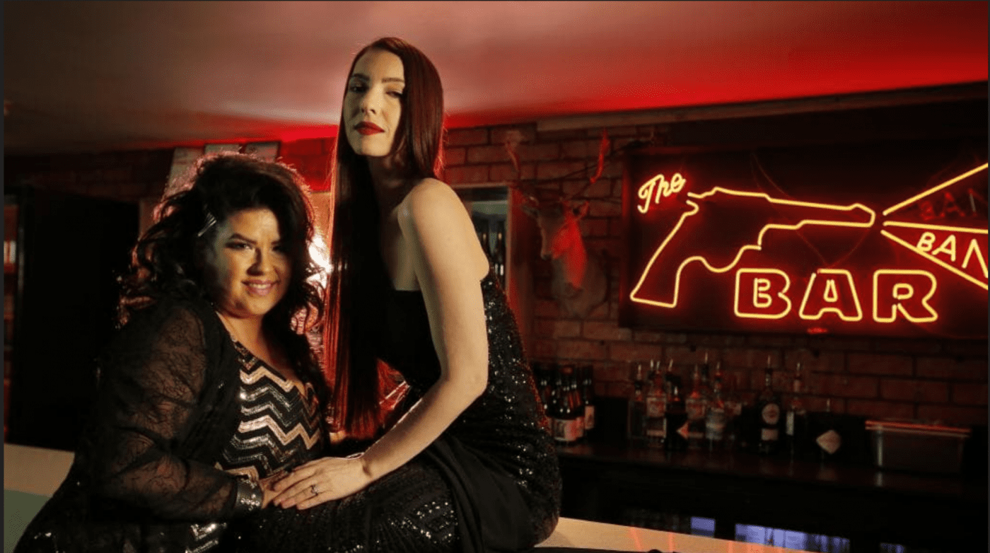 Rebekah Del Rio, Chrysta Bell, Dark MOFO, Bang Bang Bar