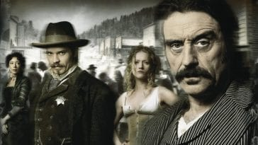 Deadwood title screen