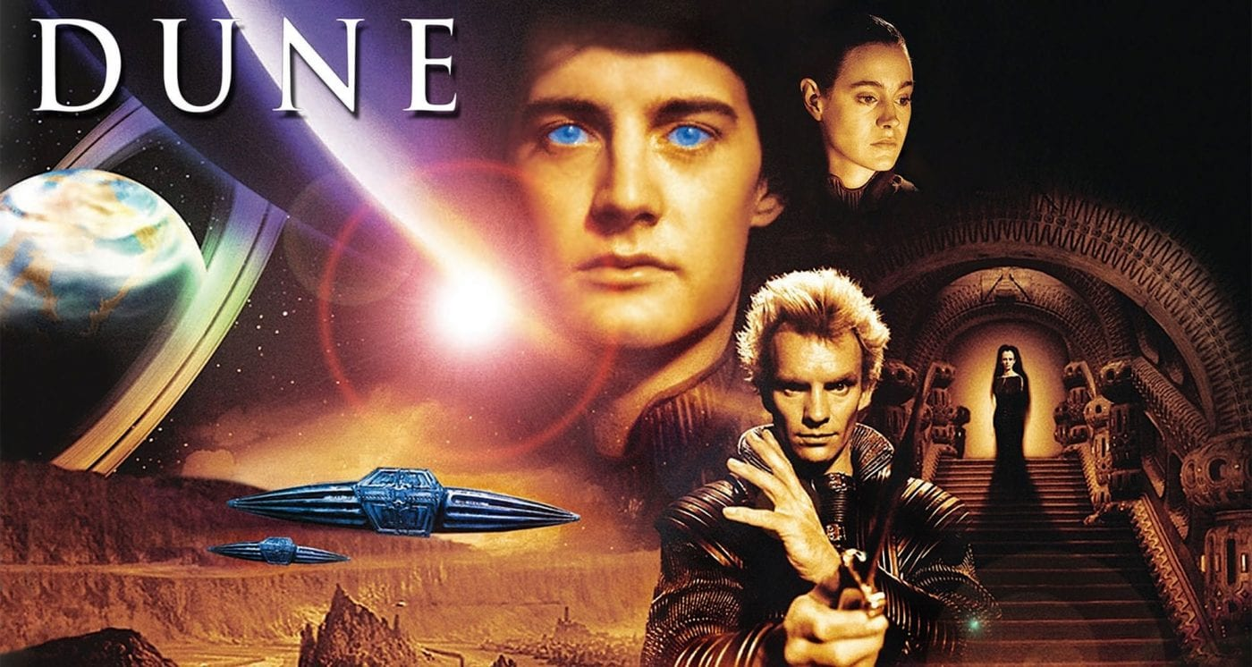 Dune directed by David Lynch