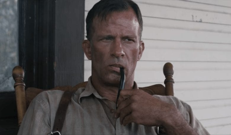 Thomas Jane as Wilfred James in 1922