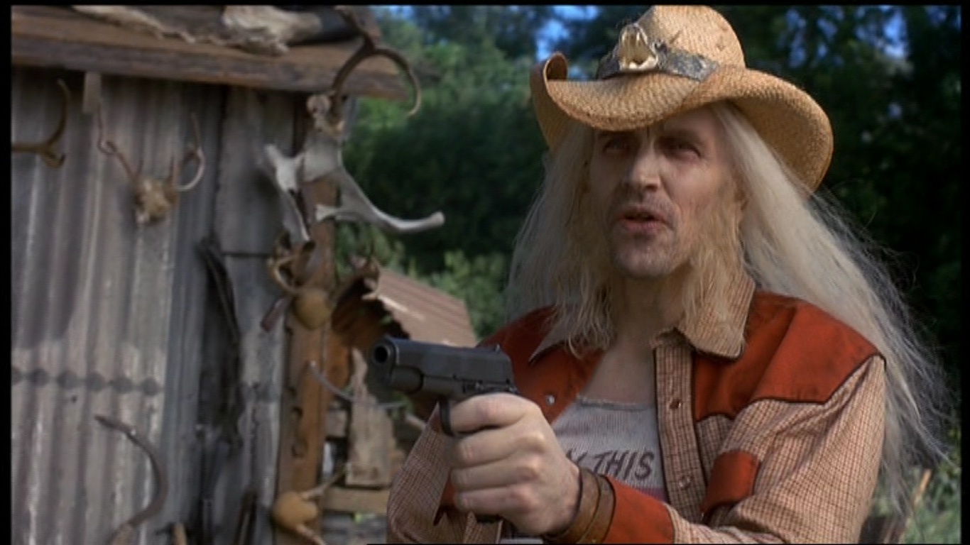 Bill Moseley as Otis in House of 1000 Corpses