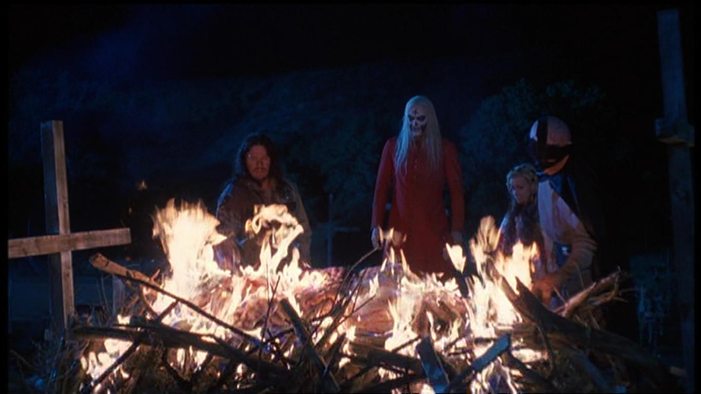 The Firefly Family in House of 1000 Corpses