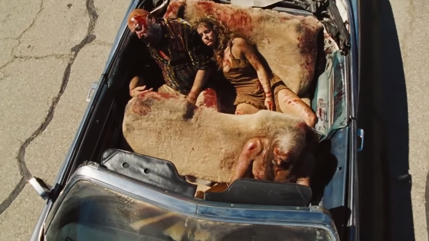 The end of the road for The Firefly Family in The Devil's Rejects