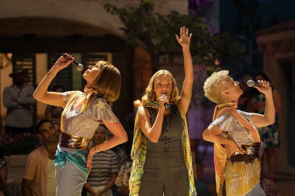 Scene from Mamma Mia!: Here We Go Again
