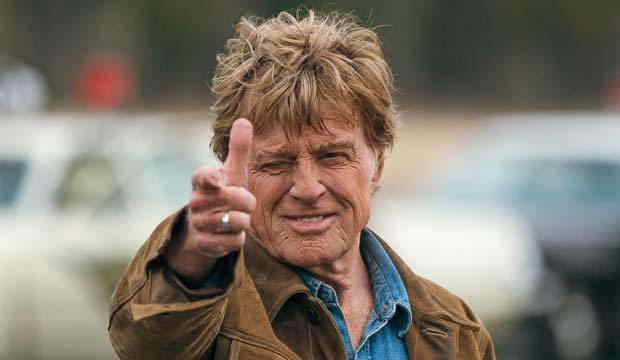 The Old Man & the Gun sees Robert Redford's final screen performance