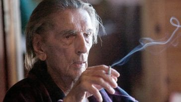 The late, great Harry Dean Stanton in Lucky