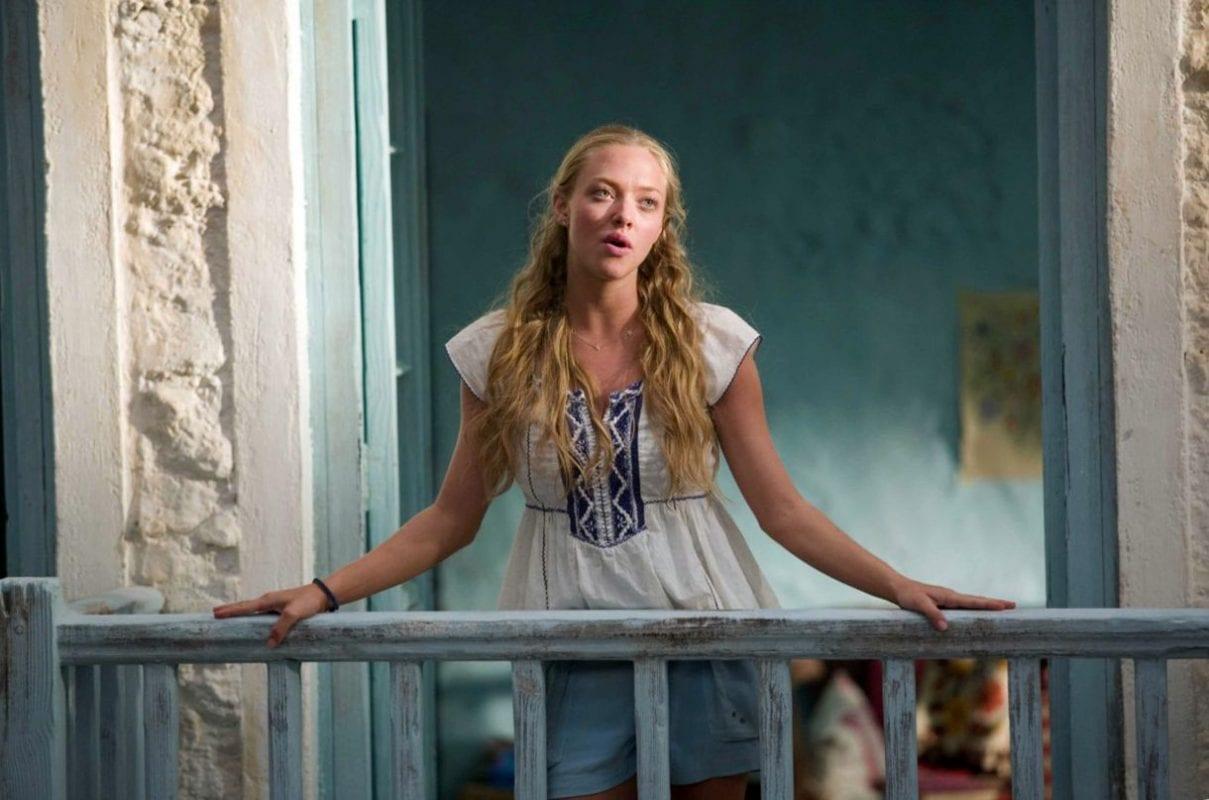 Amanda Seyfried in Mamma Mia!