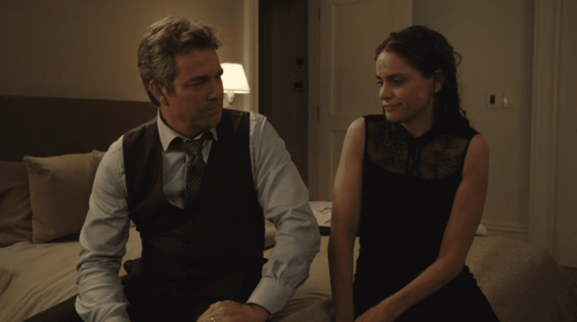 Julia's confession in The Romanoffs 'Expectation'