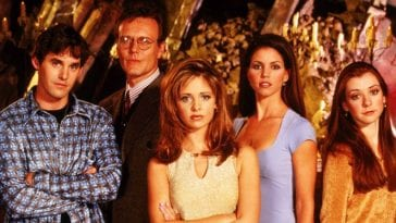 Buffy's gang title image