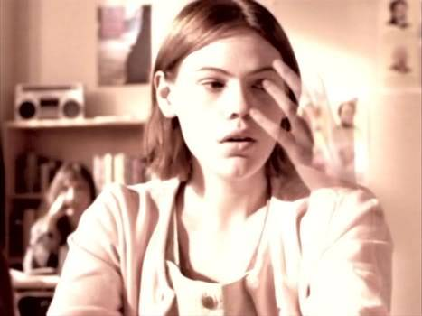 Marcie Ross, the girl who feels invisible in Buffy