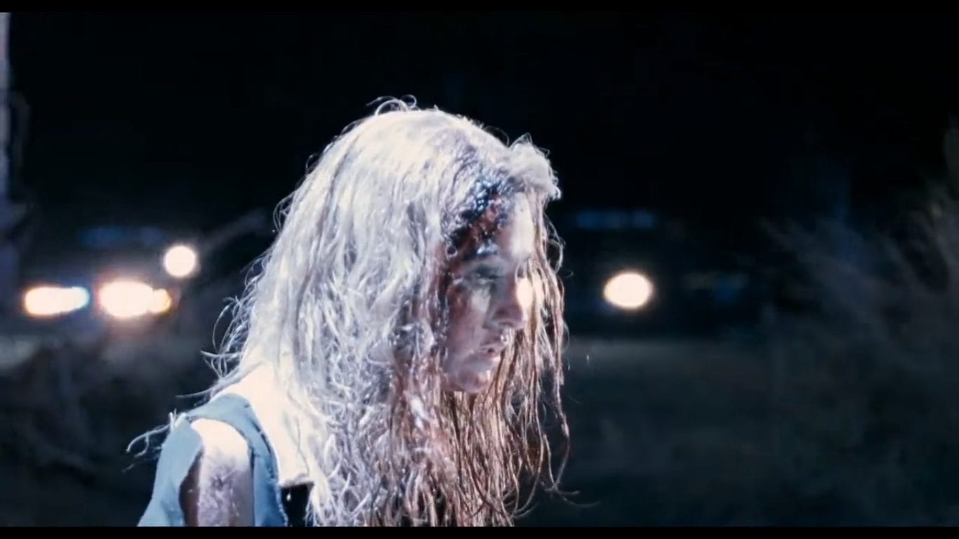 Scout Taylor-Compton as Laurie Strode in Halloween II