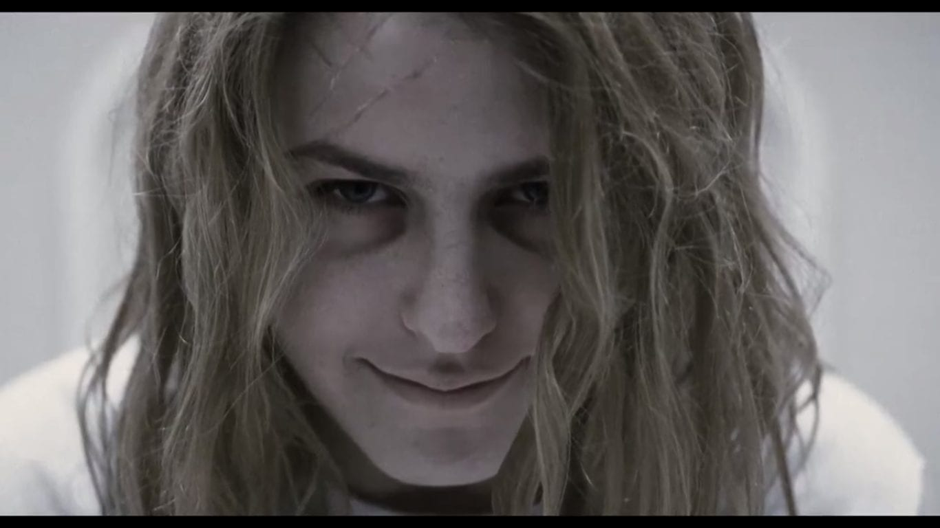 Scout Taylor-Compton as Angel Myers in Halloween II