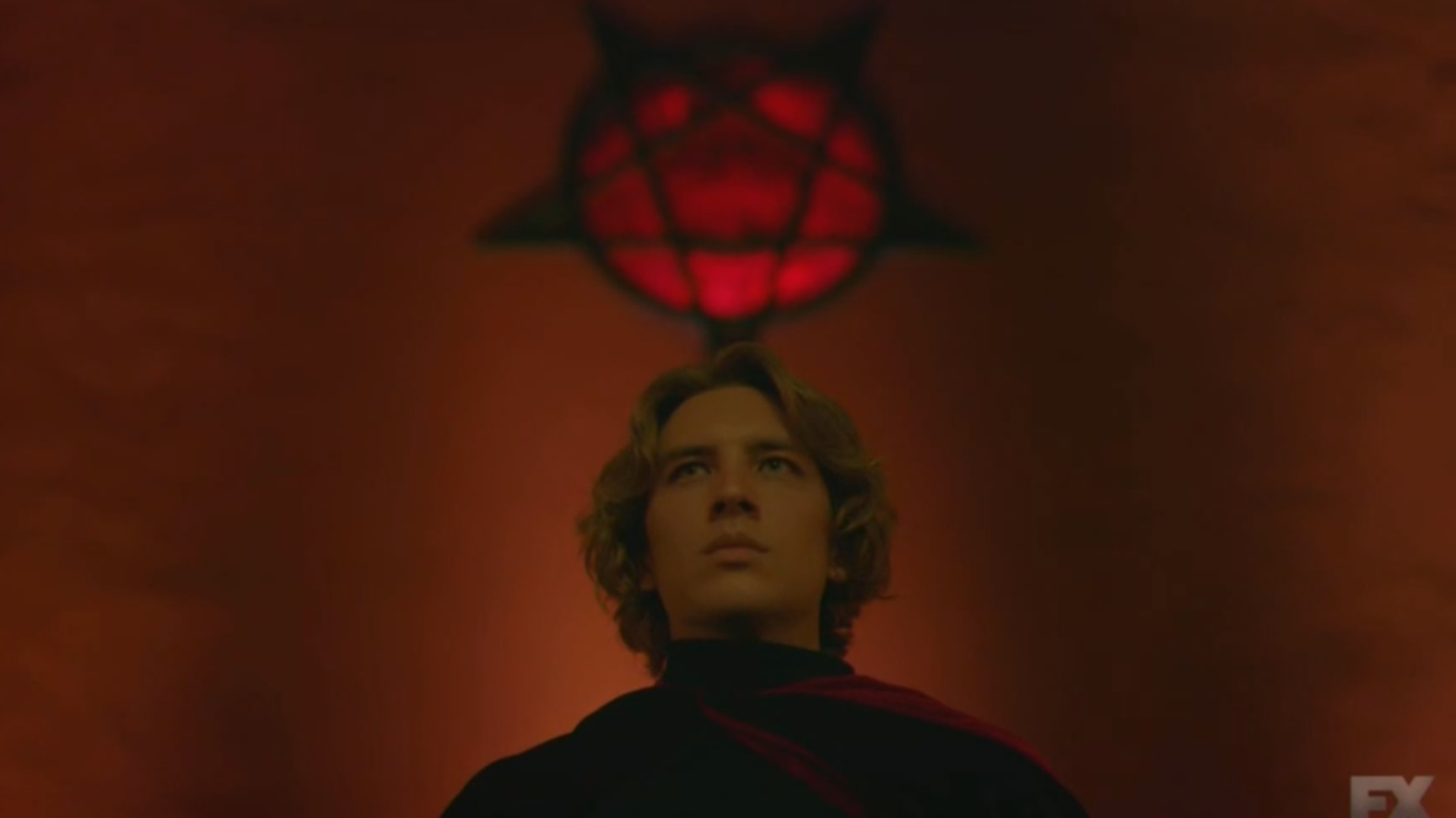 Michael Langdon, played by Cody Fern, in American Horror Story: Apocalypse