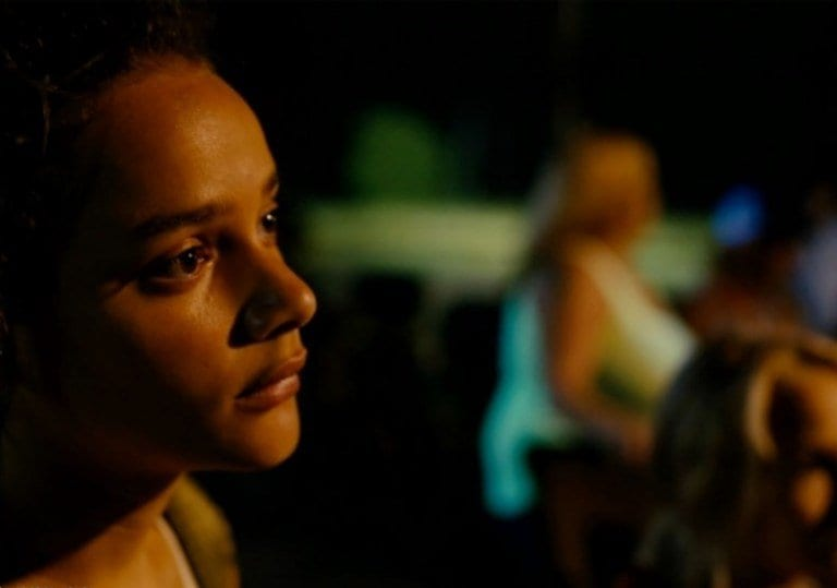 Sasha Lane stars as Star in Andrea Arnold's American Honey