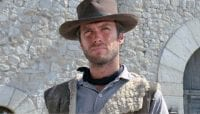 "Clint Eastwood as the ""Man with No Name"" in A Fistful of Dollars"