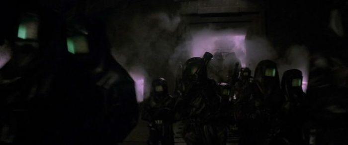 Harkonnen soldiers invading