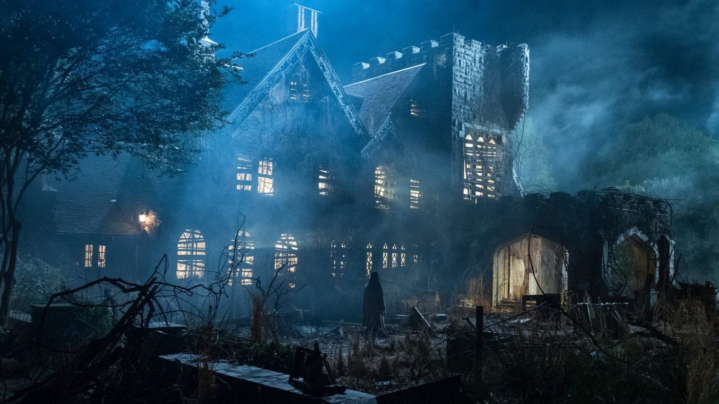 Nell goes back to Hill House to end her life, The Haunting of Hill House, Netflix 2018