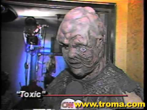 From The Toxic Avenger: Part 2