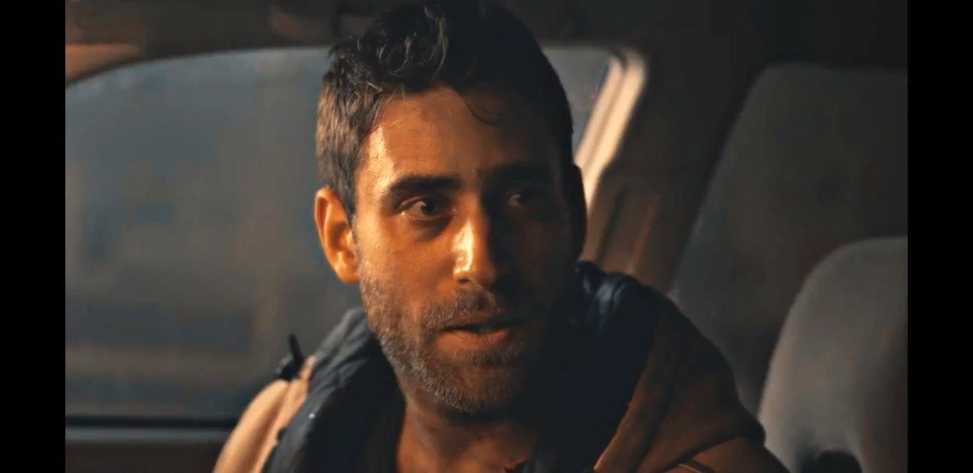 Oliver Jackson-Cohen as Luke Crain in The Haunting of Hill House