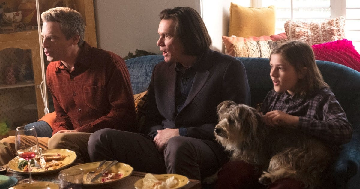 The Thanksgiving episode of Kidding, Season One