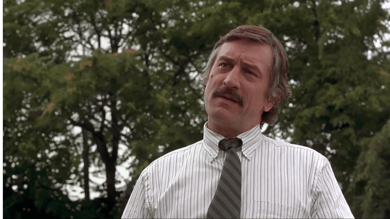 Robert De Niro as Moe Tilden in Cop Land