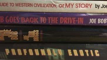 Books by Joe Bob Briggs