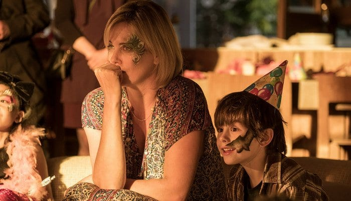 Charlize Theron stars in the Diablo Cody-scripted Tully