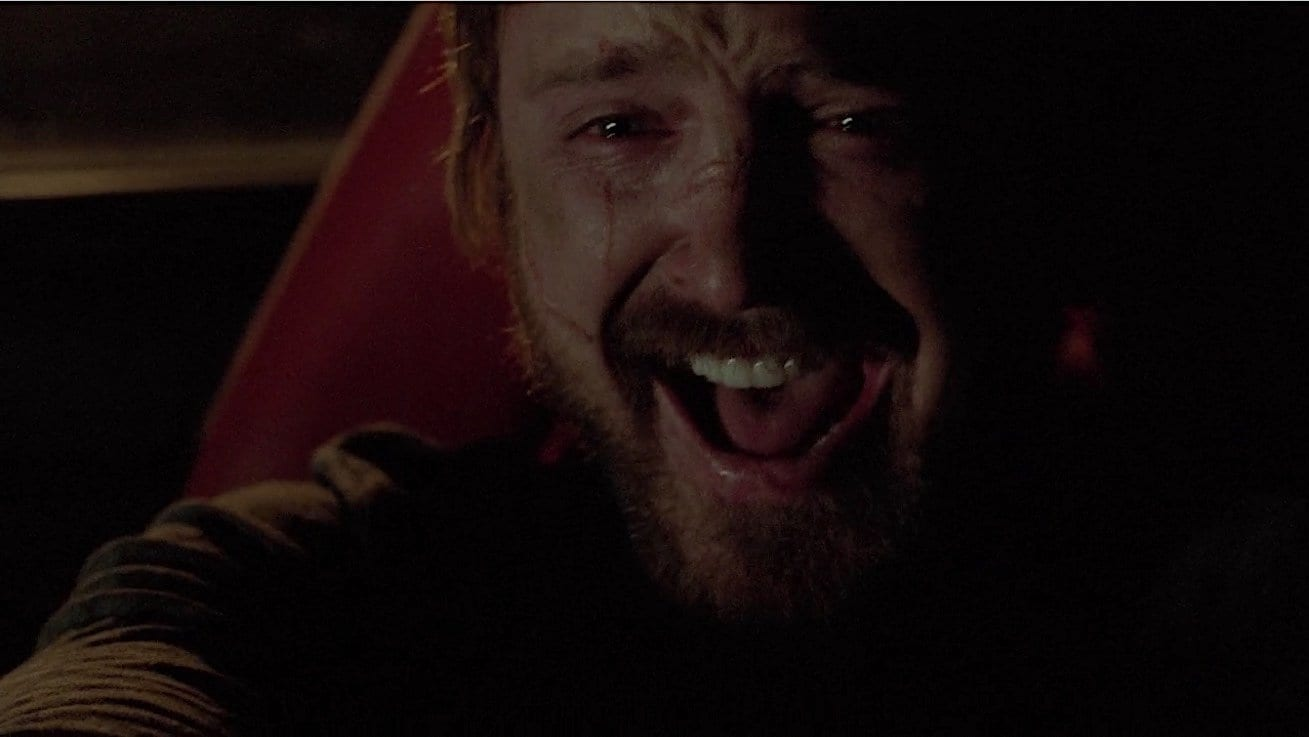 """Jesse Pinkman escapes at the end of the Breaking Bad series finale """"Felina"""""""