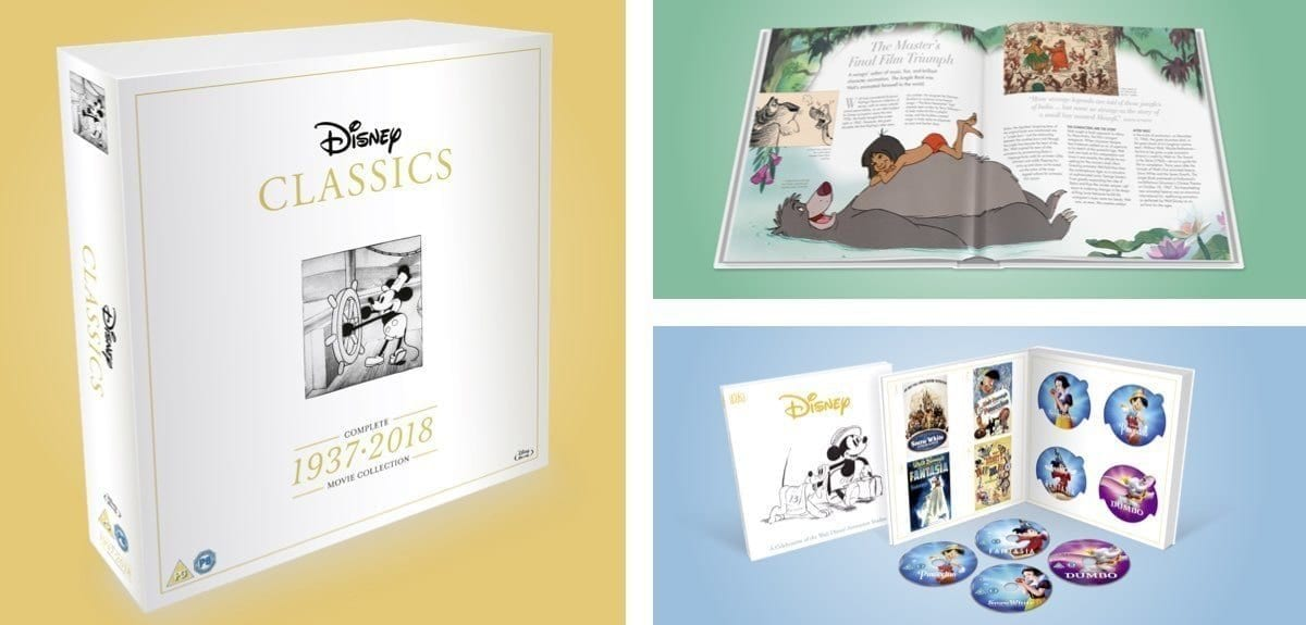 The Disney Classic Gift Box