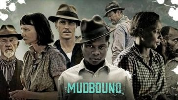 The cast of Mudbound