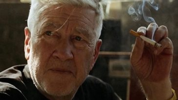 David Lynch in The Art Life