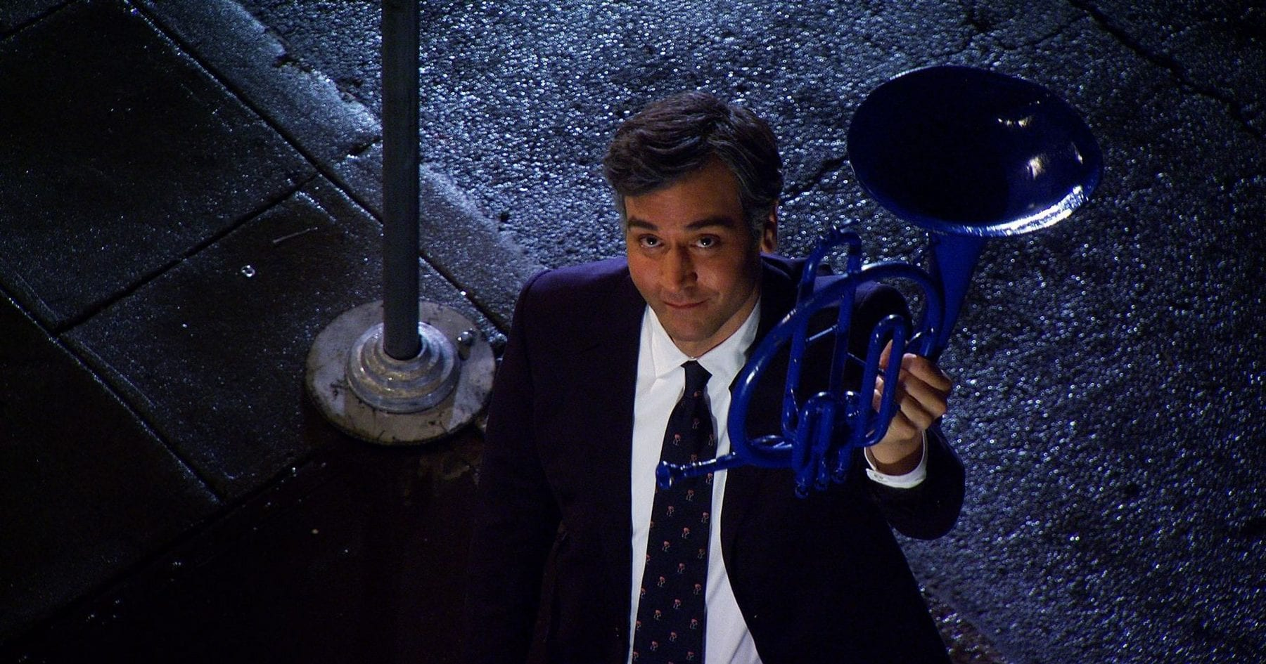 How I Met Your Mother finale, blue french horn