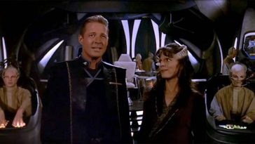 babylon 5 the captain