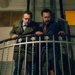 Claudio Santamaria and Marco Giallini in Forgive Us Our Debts