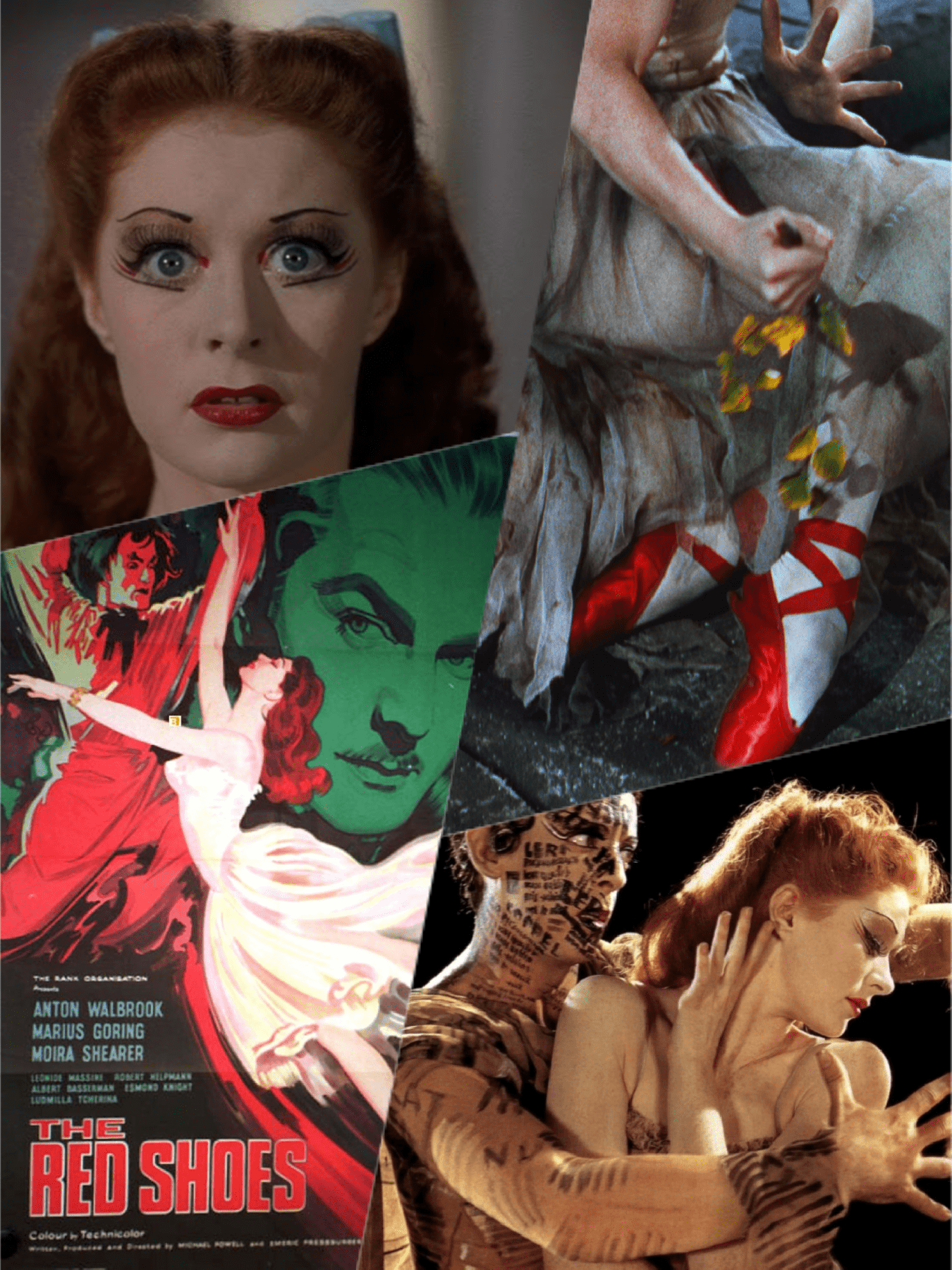 Stills From The Red Shoes