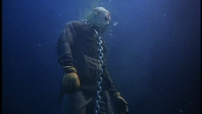 Jason Voorhees in Friday the 13th Part VI: Jason Lives