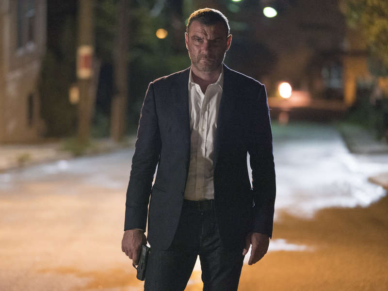 Ray Donovan played by Liev Schrieber in S6 Episode 11, Never Gonna Give You Up