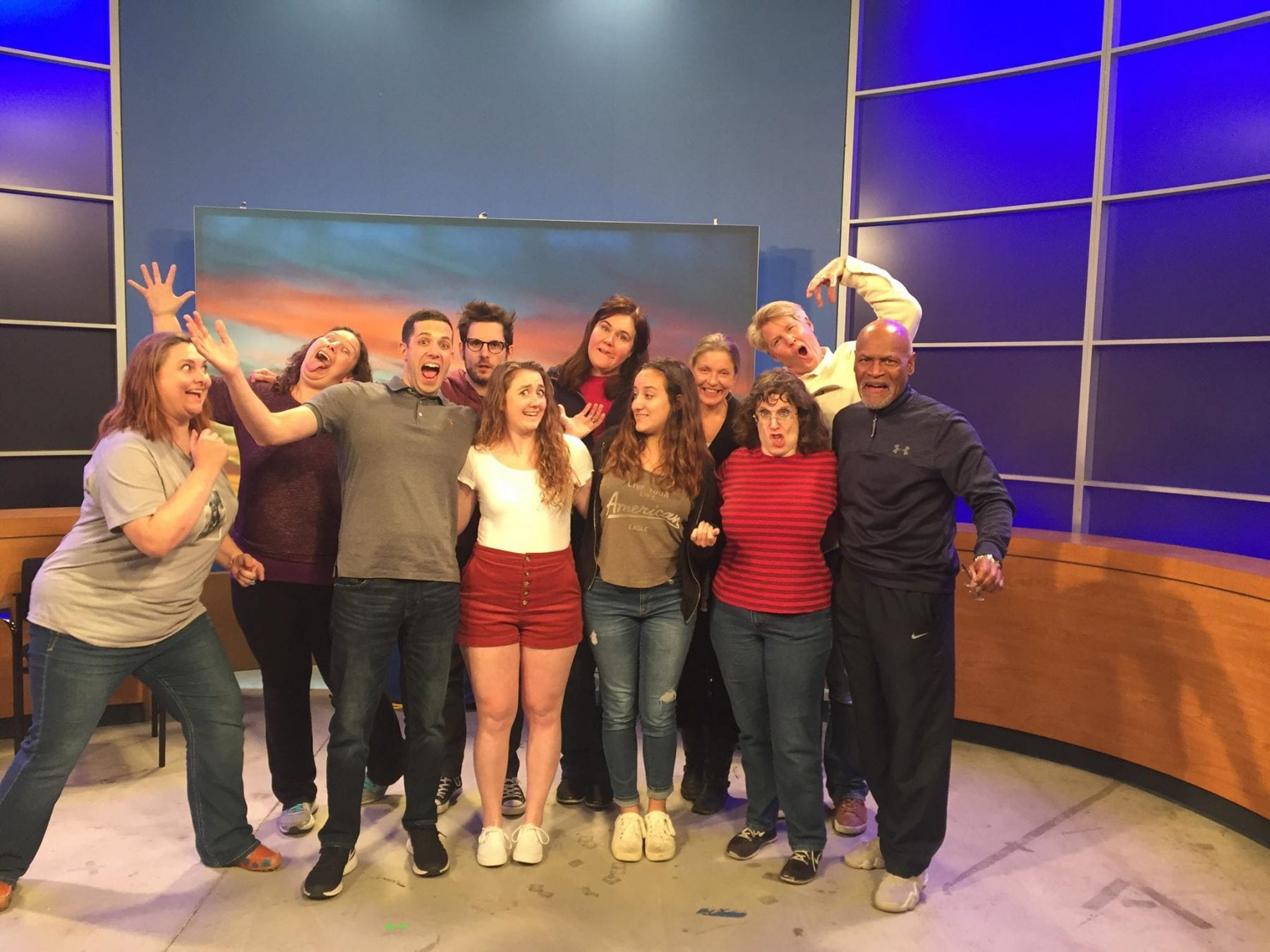 The Class of 2019, The Actors Director Workshop, with Sheryl Lee and Gary Hershberger