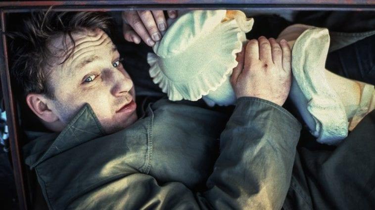 Zbigniew Zamachowski as Karol Karol in Three Colors: White