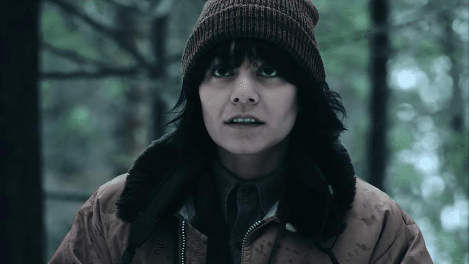 Vanessa Hudgens in the new Netflix Original Film, Polar