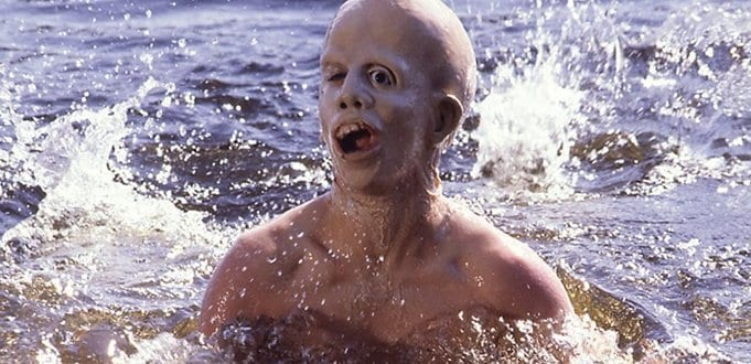 Jason Voorhees drowns at Camp Crystal Lake in Friday the 13th