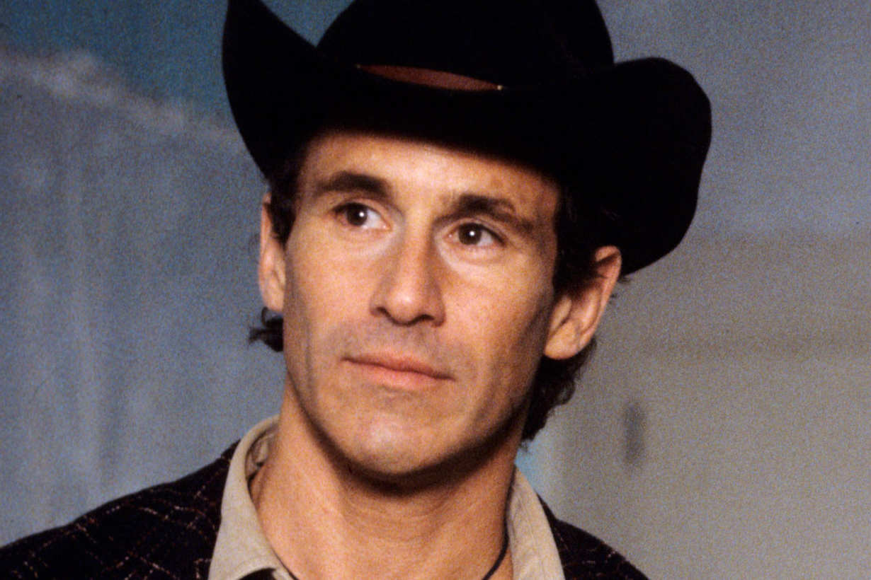 Michael Ontkean as Harry S. Truman in Twin Peaks