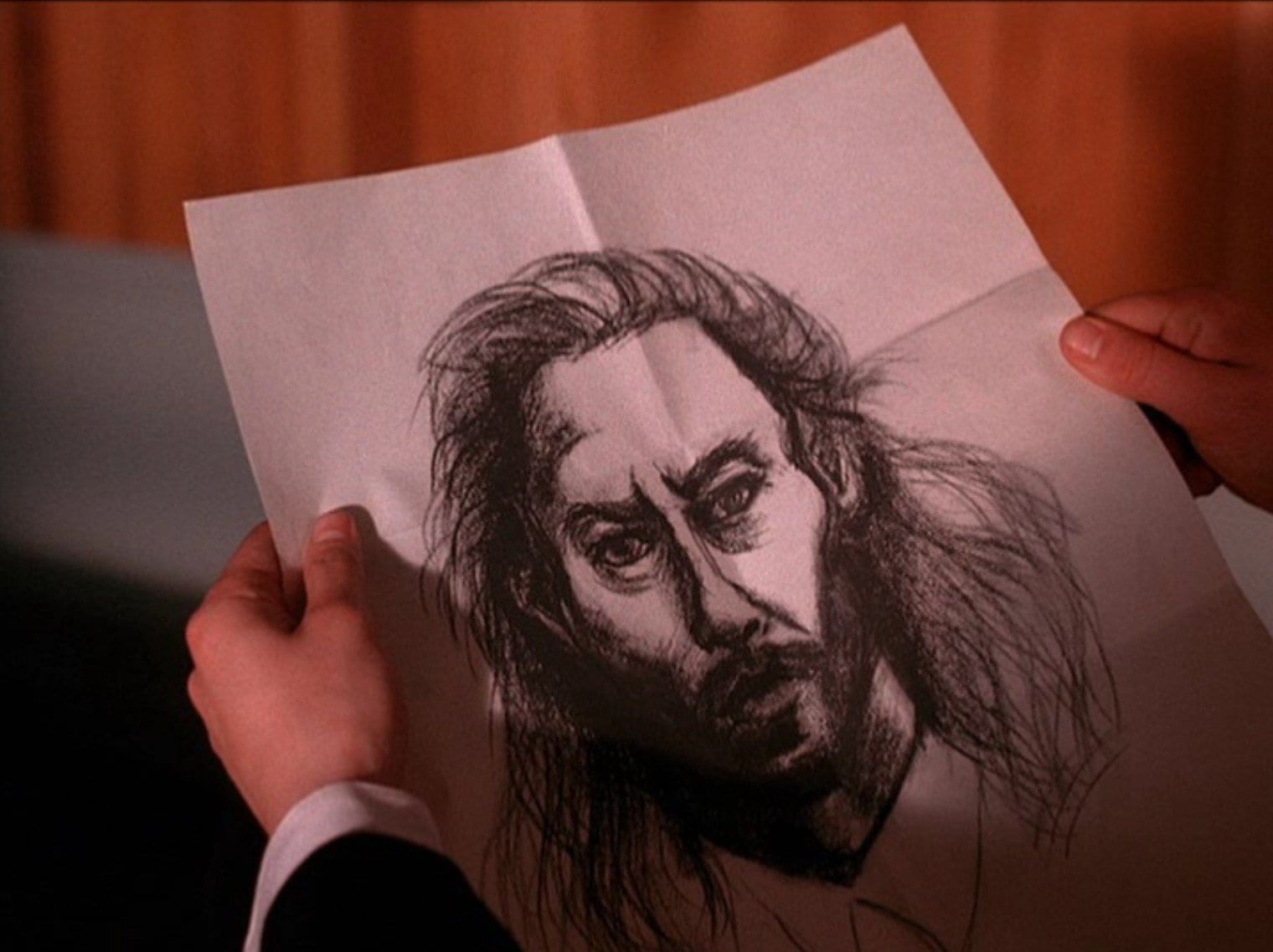 a picture of BOB drawn by Andy