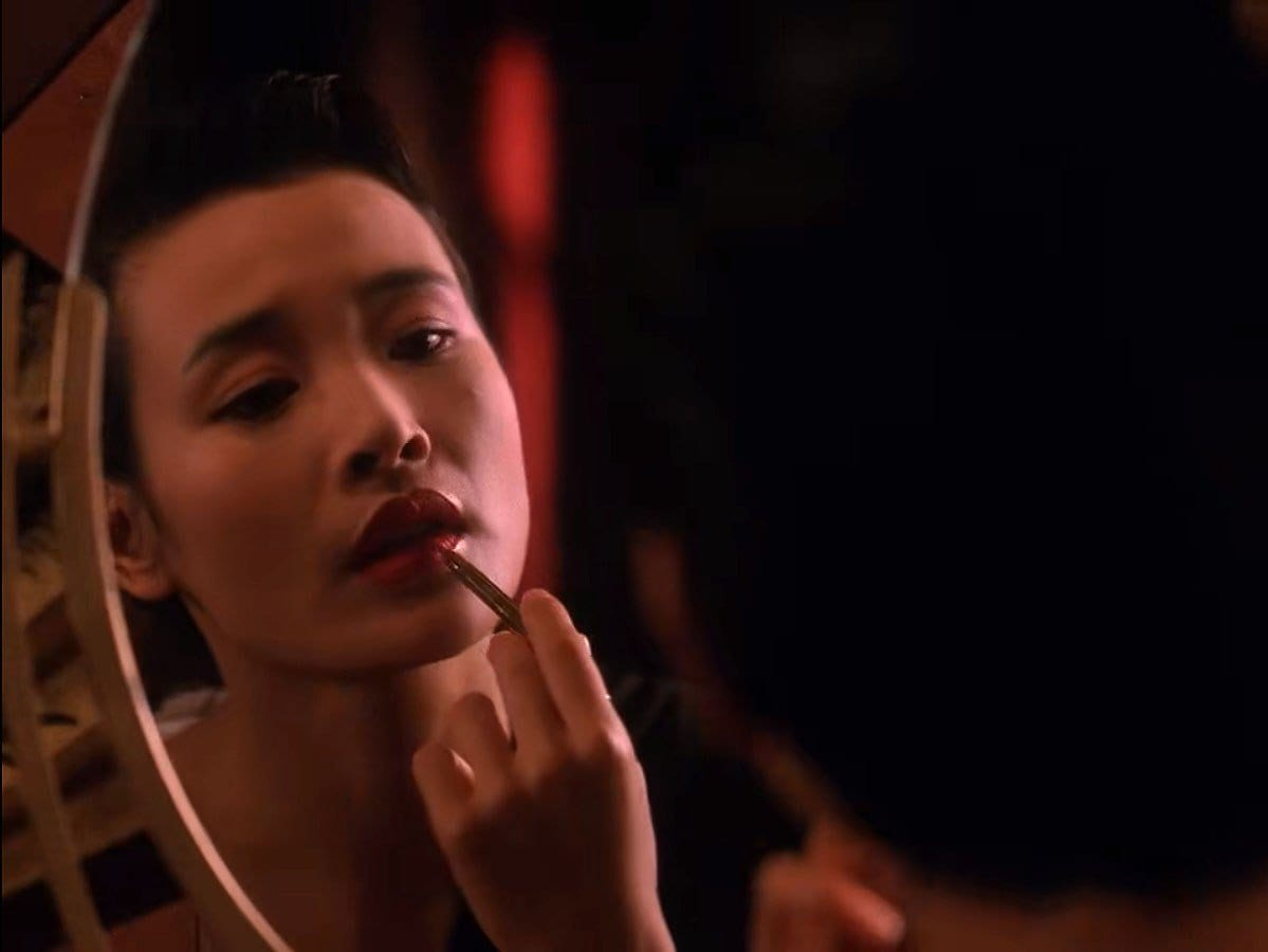 Joan Chen as Josie Packard in Twin Peaks
