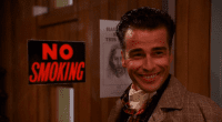 Ian Buchanan as Dick Tremayne in Twin Peaks