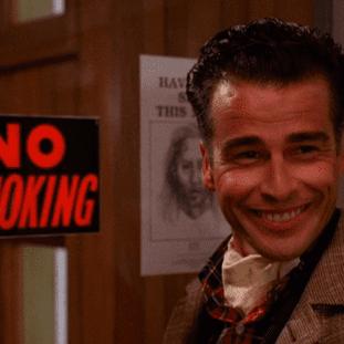 Ian Buchanan as Dick Tremayne in Twin Peaks