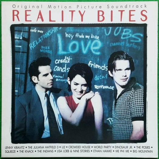 Reality Bites Soundtrack album cover